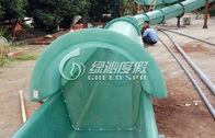 High Speed Tube Fiberglass Spiral Water Slide for Water Amusement Park Equipment